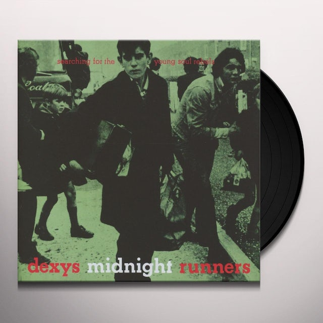 Dexy'S Midnight Runners SEARCHING FOR THE YOUNG SOUL REBELS Vinyl Record
