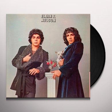 ELKIN & NELSON Vinyl Record