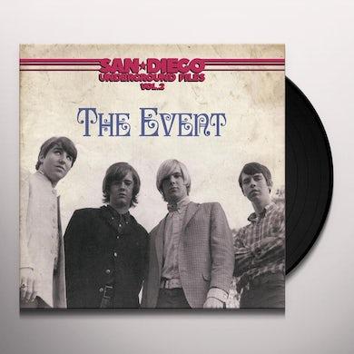 Event SAN DIEGO UNDERGROUND FILES VOL 2 Vinyl Record