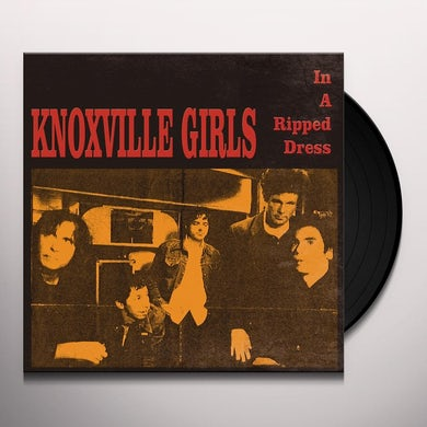 KnoXVIlle Girls IN A RIPPED DRESS Vinyl Record