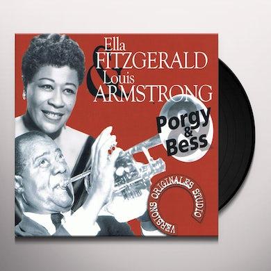 Ella Fitzgerald PORGY & BESS Vinyl Record