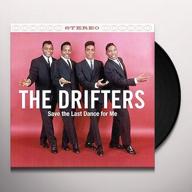Drifters SAVE THE LAST DANCE FOR ME + 2 BONUS TRACKS Vinyl Record
