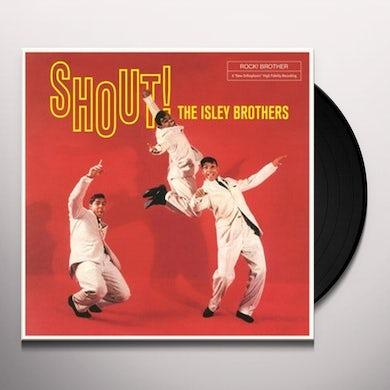The Isley Brothers SHOUT! + BONUS TRACKS Vinyl Record