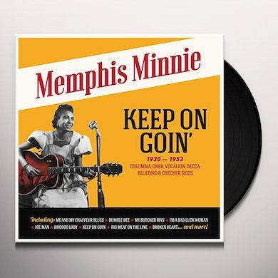 KEEP ON GOIN (COLUMBIA OKEH VOCALION DECCA) Vinyl Record