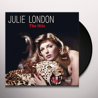 Julie London HITS (INCLUDING ULTRA RARE VERSION OF NIGHT & DAY) Vinyl Record