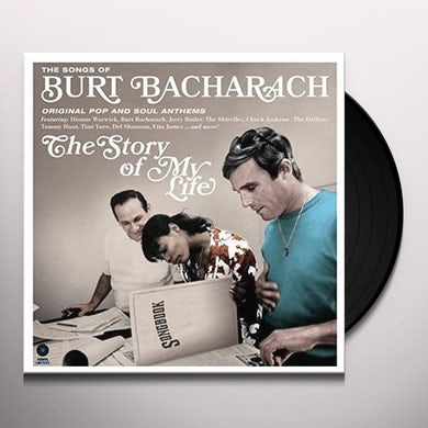 STORY OF MY LIFE: SONGS OF BURT BACHARACH Vinyl Record