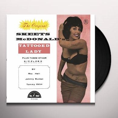 SKEETS MCDONALD'S TATTOOED LADY / VARIOUS Vinyl Record