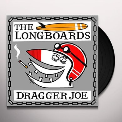 Long Boards DRAGGER JOE Vinyl Record
