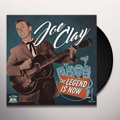 LEGEND IS NOW Vinyl Record