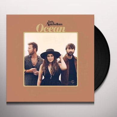 Lady A Ocean Vinyl Record