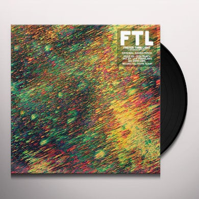 Ben Prunty FTL: ADVANCED EDITION / O.S.T. Vinyl Record