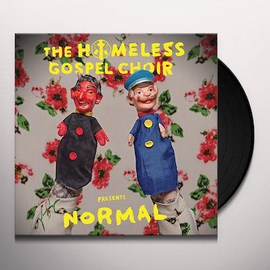 Homeless Gospel Choir NORMAL Vinyl Record