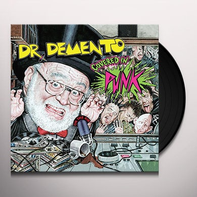 Dr Demento Covered In Punk / Various Vinyl Record