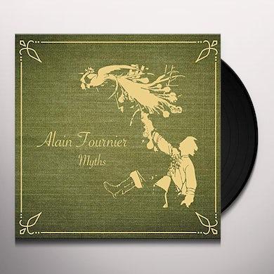 Alain Fournier MYTHS Vinyl Record