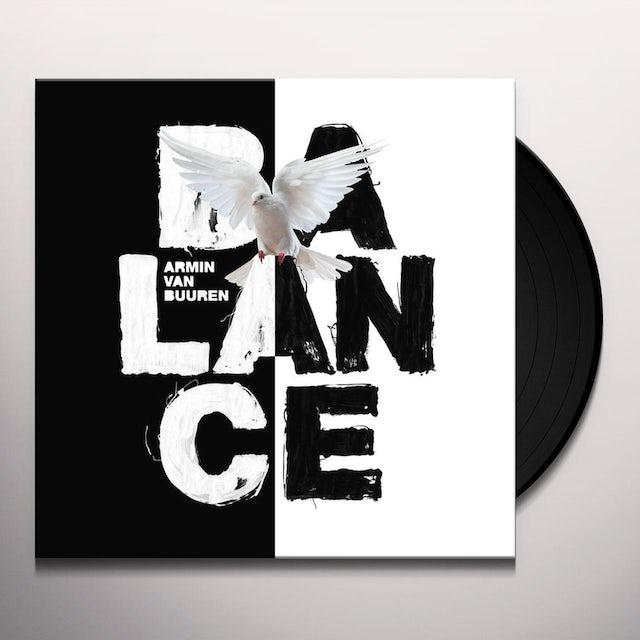 Armin van Buuren BALANCE Vinyl Record