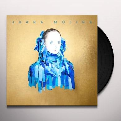 Juana Molina WED 21 Vinyl Record