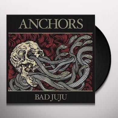Anchors BAD JUJU (RED VINYL) Vinyl Record