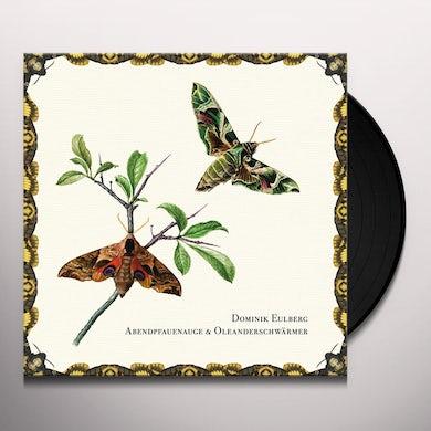 Dominik Eulberg ABENDPFAUENAUGE & OLEANDERSCHWARMER Vinyl Record