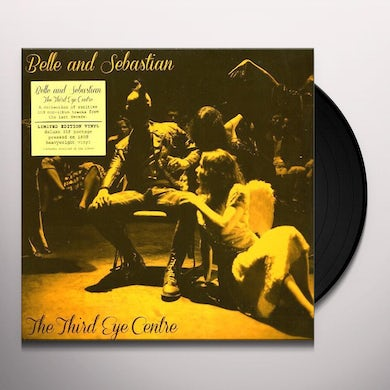 Belle and Sebastian THIRD EYE CENTRE Vinyl Record
