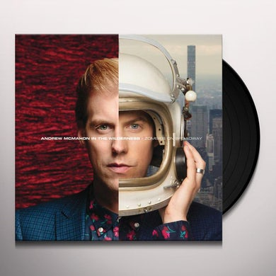 Andrew McMahon in the Wilderness ZOMBIES ON BROADWAY Vinyl Record