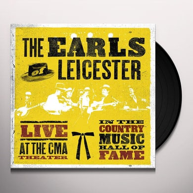 LIVE AT THE CMA THEATRE IN COUNTRY HALL OF FAME Vinyl Record