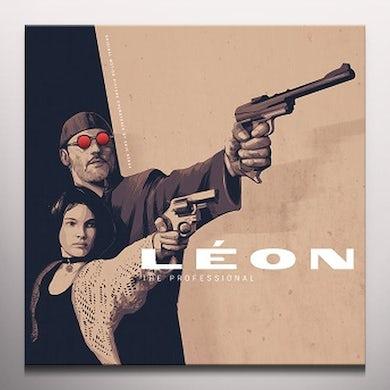 Eric Serra LEON: THE PROFESSIONAL / O.S.T. Vinyl Record