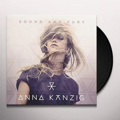 Anna Kanzig SOUND & FURY Vinyl Record