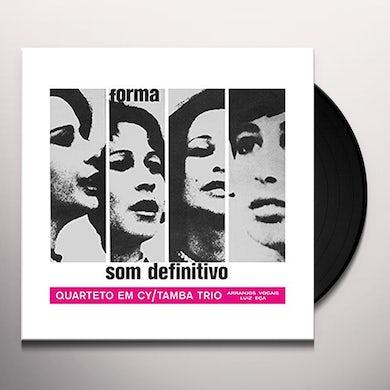Quarteto Em Cy / Tamba Trio SOM DEFINITIVO Vinyl Record
