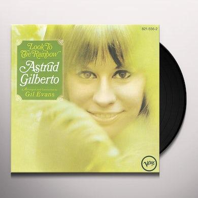 Astrud Gilberto LOOK TO THE RAINBOW Vinyl Record