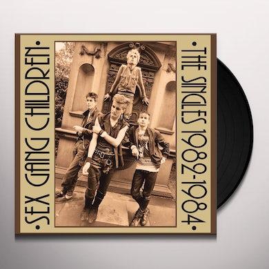 THE SINGLES 1982-1984 Vinyl Record
