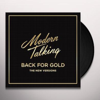 Modern Talking BACK FOR GOLD Vinyl Record