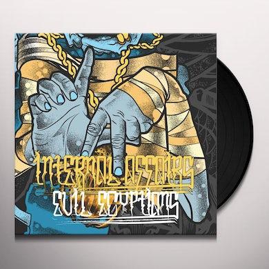 Internal Affairs EVIL EGYPTIANS Vinyl Record