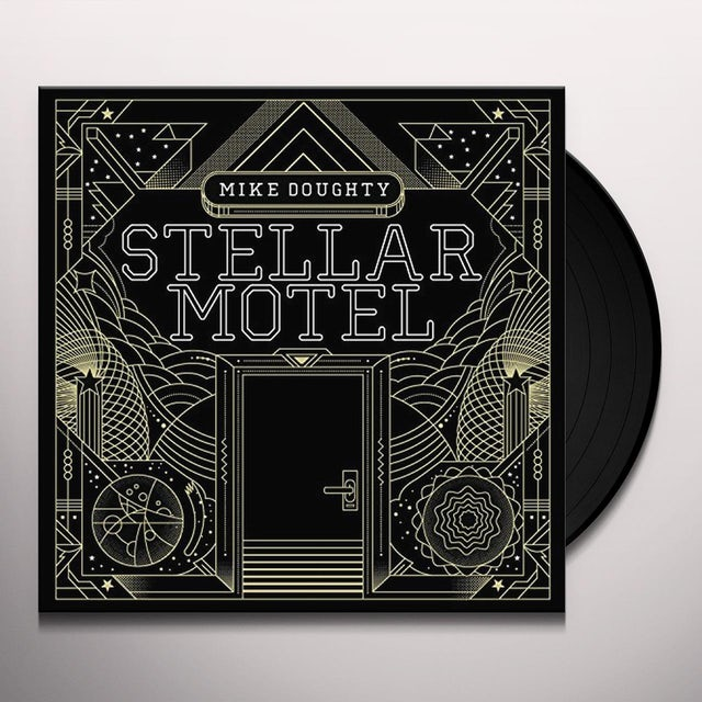 Mike Doughty STELLAR MOTEL Vinyl Record - UK Release