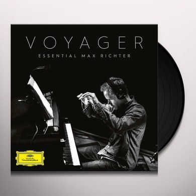 Voyager: Essential Max Richter (4 LP) Vinyl Record