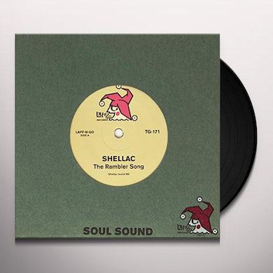 Shellac / Mule SOUL SOUND Vinyl Record