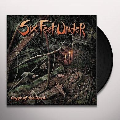 Six Feet Under CRYPT OF THE DEVIL Vinyl Record