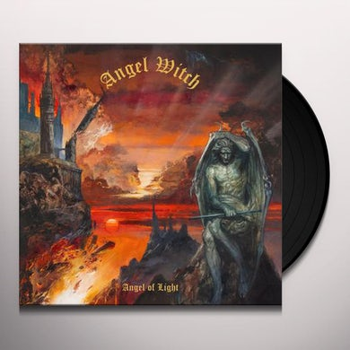 Angel Witch ANGEL OF LIGHT Vinyl Record