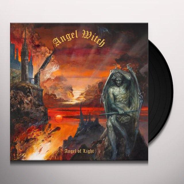 Angel Witch ANGEL OF LIGHT Vinyl Record