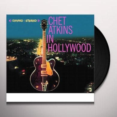 Chet Atkins In Hollywood Vinyl Record
