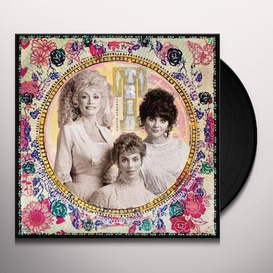 Dolly Parton FARTHER ALONG Vinyl Record
