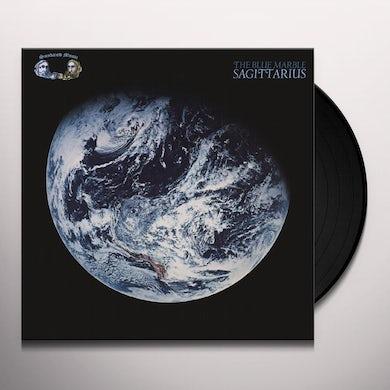 Sagittarius BLUE MARBLE Vinyl Record