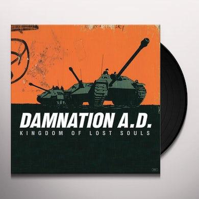 Damnation A.D. KINGDOM OF LOST SOULS Vinyl Record