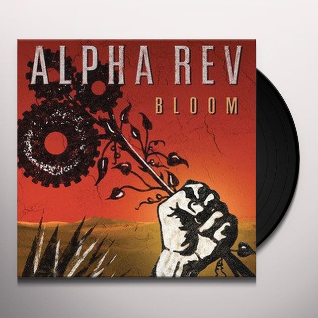 Alpha Rev BLOOM Vinyl Record