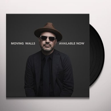 Matthew Good MOVING WALLS Vinyl Record