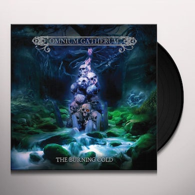 Omnium Gatherum BURNING COLD Vinyl Record