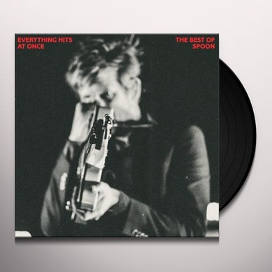 EVERYTHING HITS AT ONCE: THE BEST OF SPOON Vinyl Record