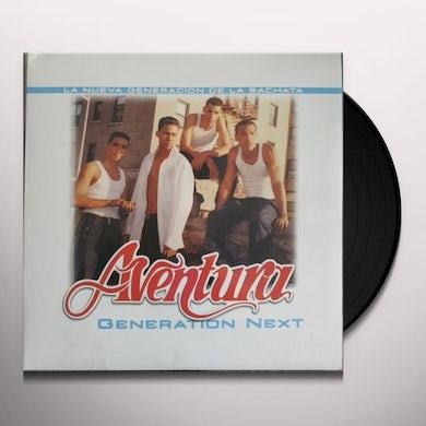 Aventura GENERATION NEXT Vinyl Record