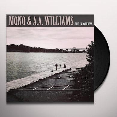 Mono EXIT IN DARKNESS Vinyl Record