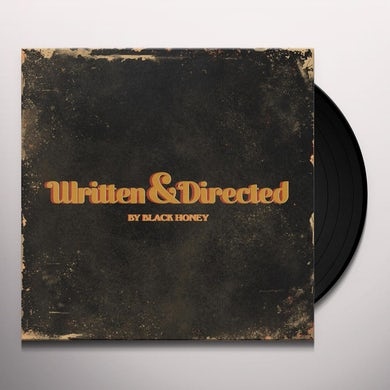 Black Honey Written & Directed Vinyl Record