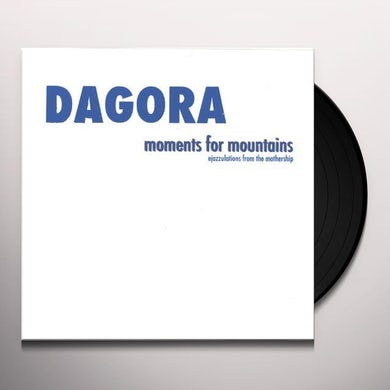 Dagora MOMENTS FOR MOUNTAINS Vinyl Record